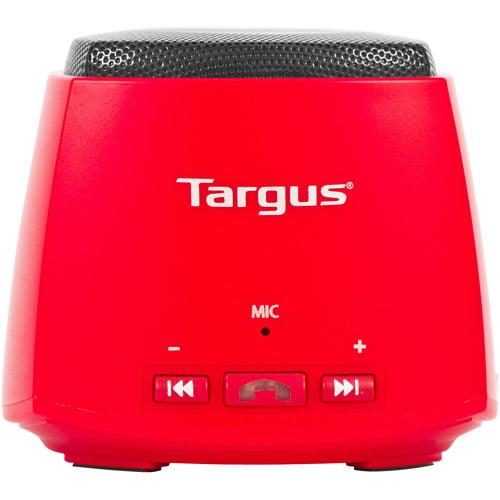 The Joy Factory Targus Wireless Mini Speaker, Red