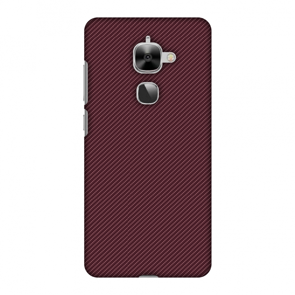 Letv Le 2 Case, LeEco Le 2 Case - Tawny Port Texture,Hard Plastic Back Cover, Slim Profile Cute Printed Designer Snap on Case with Screen Cleaning Kit