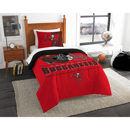 Nfl Tampa Bay Buccaneers  Draft  Bedding Comforter Set