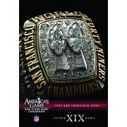 NFL America's Game: 1984 49Ers (Super Bowl Xix) ( (DVD)) by Allied Vaughn