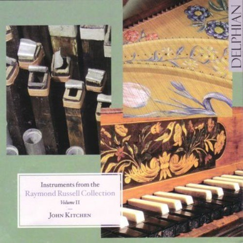 Handel/Purcell/Rossi/Tomkins - Instruments From the Raymond Russell Collection, Vol. 2 [CD]