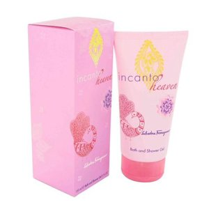 INCANTO HEAVEN Salvatore Ferragamo 5.0 oz Bath Shower GEL Perfume 150 ml NEW NIB