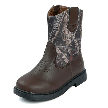 Northside Partner Kids Pull on Cowboy Boot Infant/Toddler/Little Kid for $<!---->