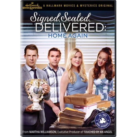 Signed, Sealed, Delivered: Home Again (DVD)