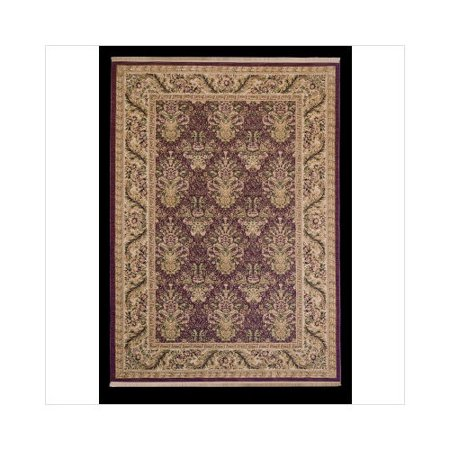 Shaw rugs antiquities savonnerie brick oriental rug - Shaw rugs discontinued ...