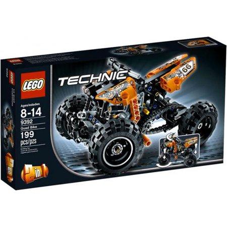 Lego Technic Quad Bike Set  9392