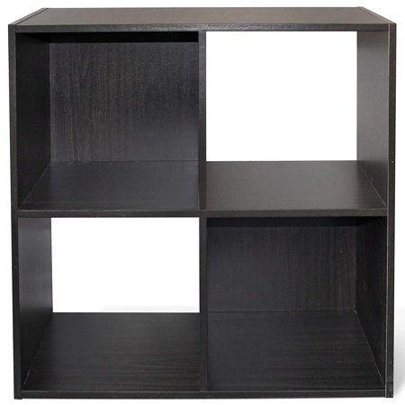 CAP LIVING Cube Room Organizer, Storage Divider, Colors Available in Espresso and - Diy Shelf Dividers