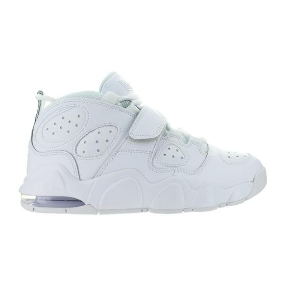 50aeff1c2c6 Nike - Mens Nike Air Max CB 34 Charles Barkley Godzilla Triple White  316940-1 - Walmart.com