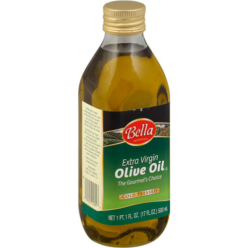 Bella Extra Virgin Olive Oil, 17 oz, (Pack of 12)