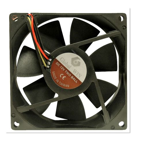 Global WIN 90x90x25 BB Case Fan