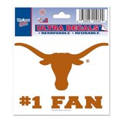 Texas Longhorns Bumper Sticker - NCAA Fan Gear