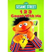 Sesame Street PBS Kids TV: Sesame Street: 1,2,3 Count with Me (Other) by Sesame Street