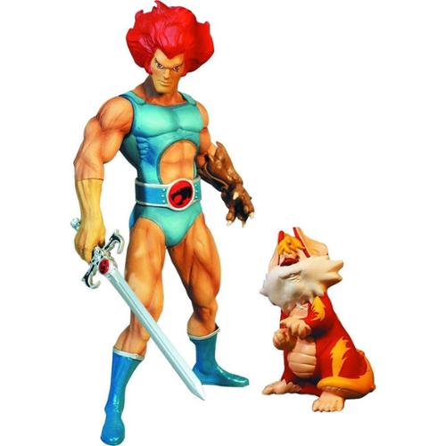 "Thundercats 14"" Mega-Scale Action Figure: Lion-O & Snarf"