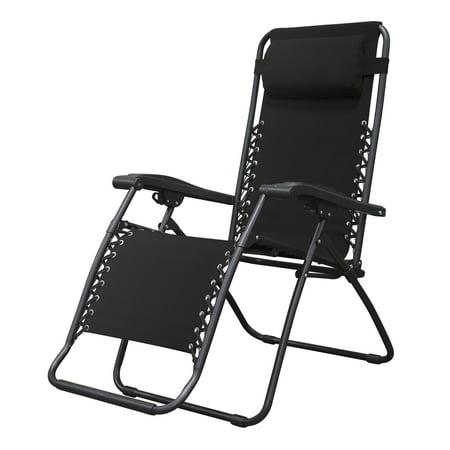Caravan Sports Zero Gravity Chair  Multiple Colors