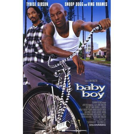 Baby Boy (2001) 11x17 Movie Poster