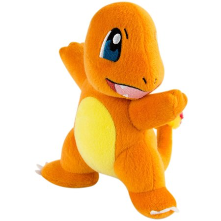 Pokemon Charmander Plush (Pokemon Mini Plush)