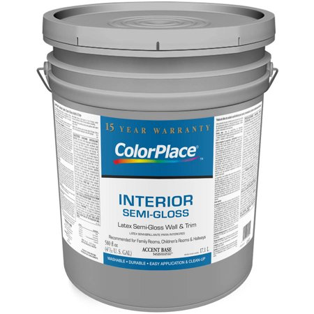 Color Place Interior Semi Gloss Accent Paint