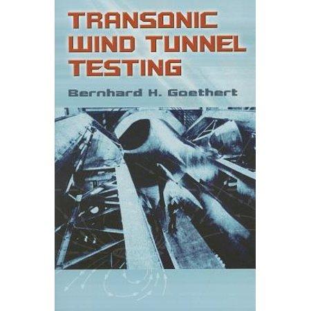 Transonic Wind Tunnels