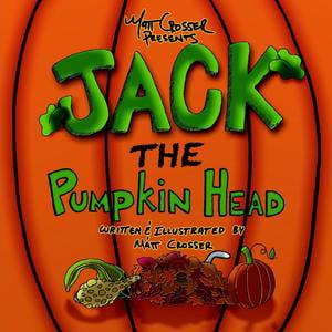 Jack the Pumpkin Head - eBook