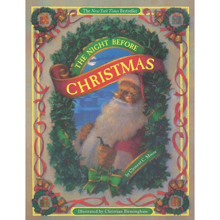 The Night Before Christmas (Board Book) (Board Book) - Night Before Christmas Halloween Ideas