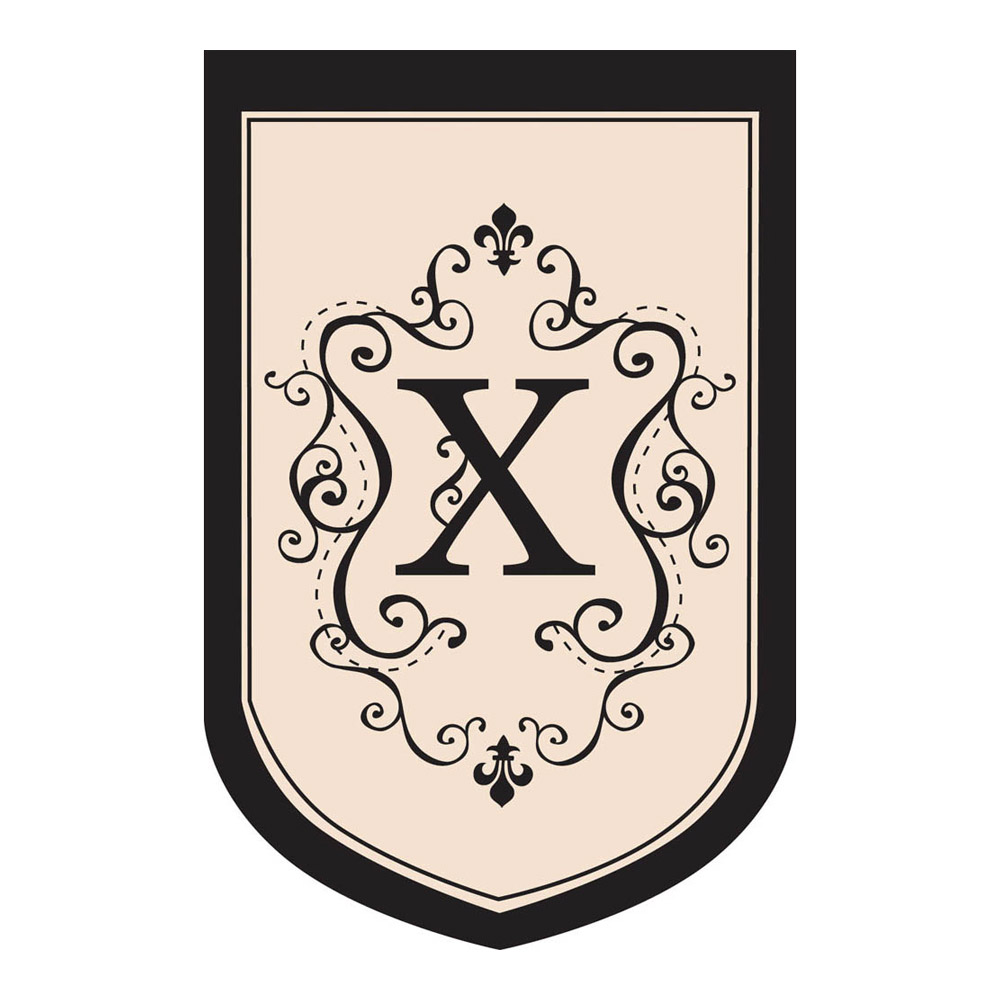 Evergreen Flag & Garden Monogram Garden Flag
