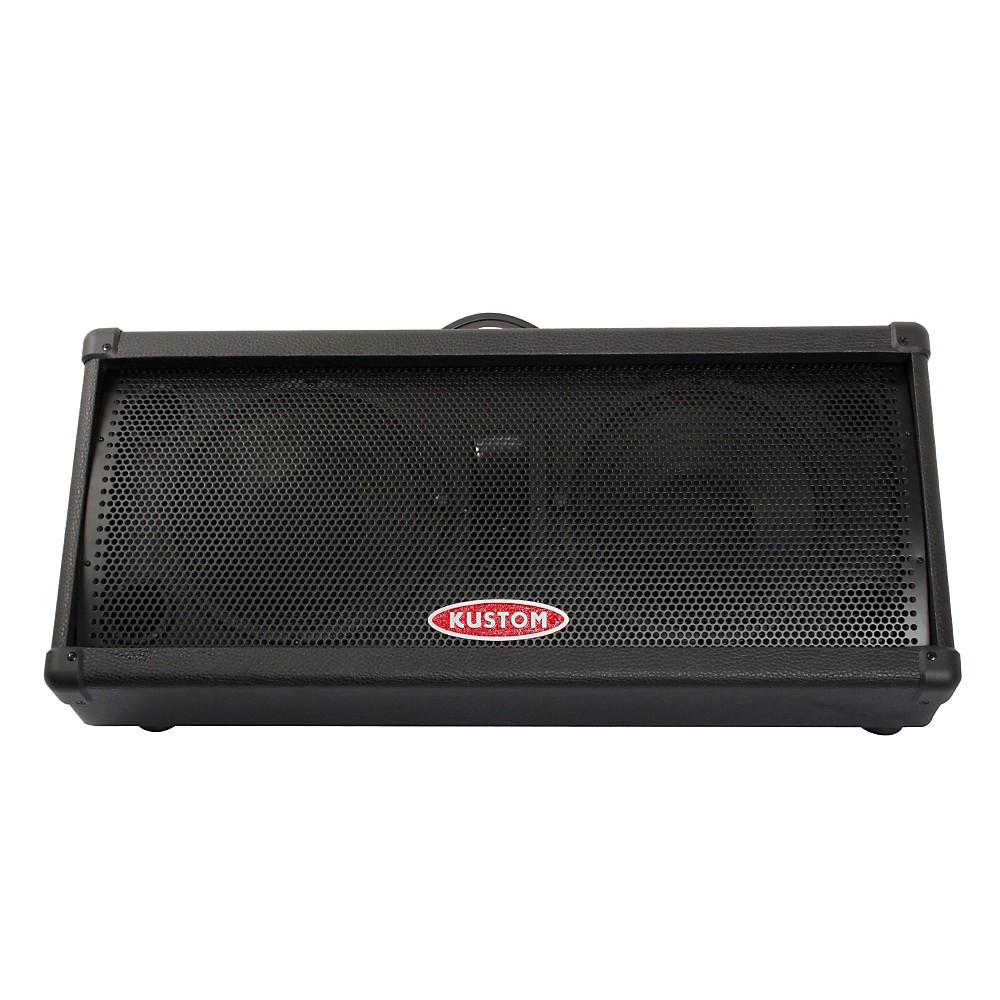 "Kustom PA KPM210 100W Dual 10"" 2-Way Powered Monitor by Kustom PA"