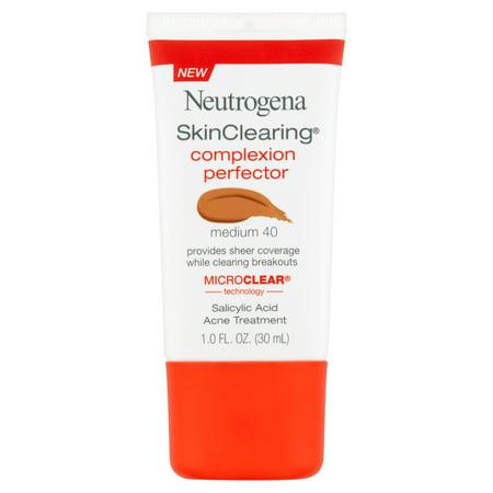Neutrogena Skin Clearing Complexion Perfector - Medium
