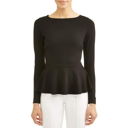 Boatneck Top Shirt (Women's Eden Boatneck Top)
