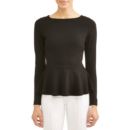 Women's Eden Boatneck Top (Boatneck Womens Shirt)