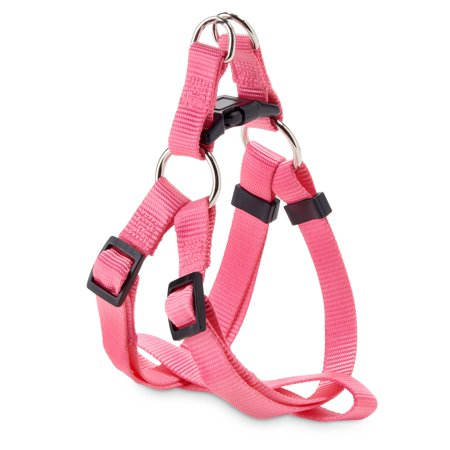 VL Step In Harness Md Pink (Agitation Harness)