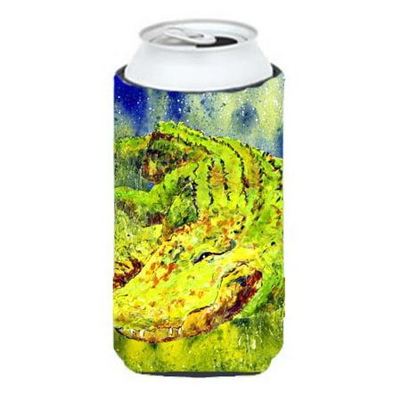 Alligator Tall Boy bottle sleeve Hugger - image 1 de 1