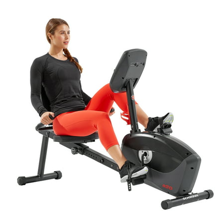 Schwinn A20 Recumbent Bike (Best Way To Lose Weight On Exercise Bike)