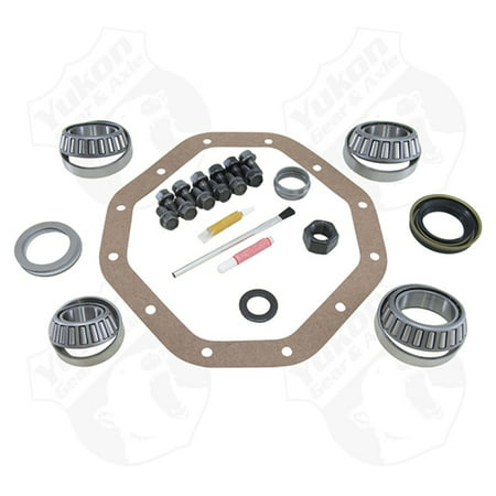 Yukon Gear Master Overhaul Kit For 00 & Down Chrysler 9.25in Rear Diff