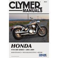 Honda Vtx1300 Series 2003-2009 (Paperback)