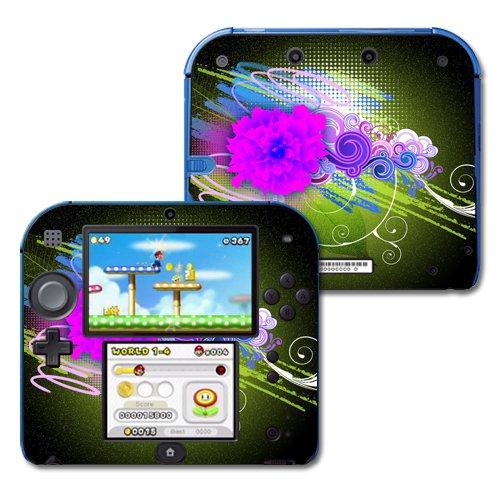 Roblox Ds Skin Values Skin Decal Wrap For Nintendo 2ds Sticker Abstract Flower Walmart Com Walmart Com