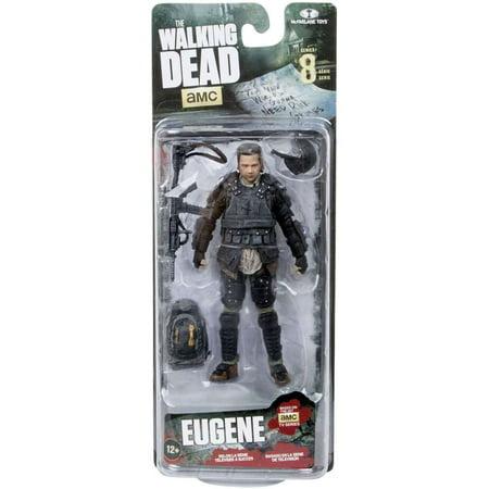 McFarlane Toys Walking Dead AMC TV Series 8 Eugene Porter 6 Action