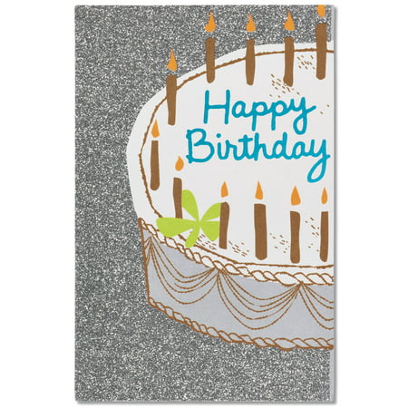 American Greetings Shining Celebration Birthday Card with - Halloween Birthday Greeting Messages