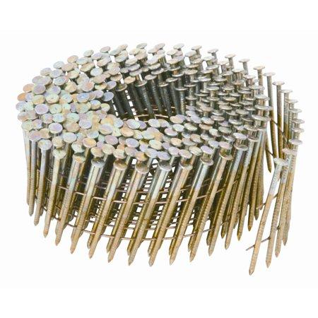 "Hitachi 13338HPT 2-1/4"" X .092"" Ring Shank Electro Galvanized Siding Nails"