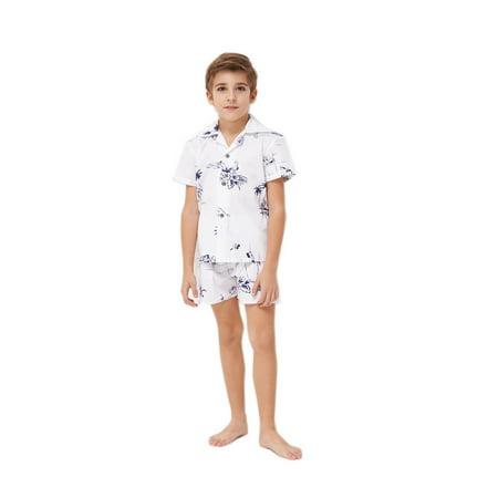 Christmas Ideas For 6 Year Old Boy (Hawaii Hangover Boy Aloha Luau Shirt Christmas Shirt Cabana Set in White Map Classic 8 Year)