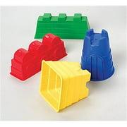 Marvel Education Company MTC171 Sand Castle Molds