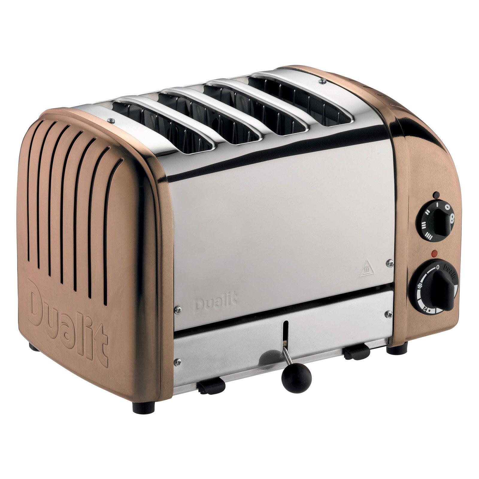 Dualit 47440 4 Slice NewGen Toaster - Copper