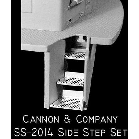 HO Side Step Set for Proto 2000 SD50 (Photo-Etch) (Side Step Set)