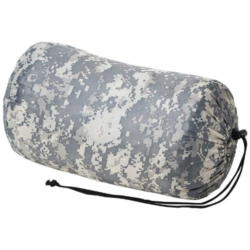 Maxam Digital Camo Sleeping Bag by Supplier Generic