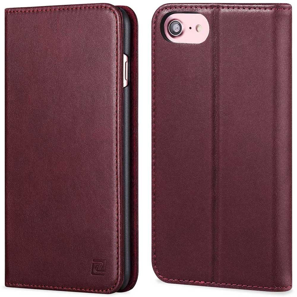 iphone xr case leather zover