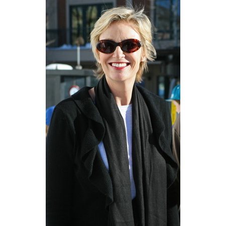 Jane Lynch Out And About For Fri - The Sundance Lift For The 2009 Sundance Film Festival The Sundance Lift Park City Ut January 16 2009 Photo By James AtoaEverett Collection Celebrity