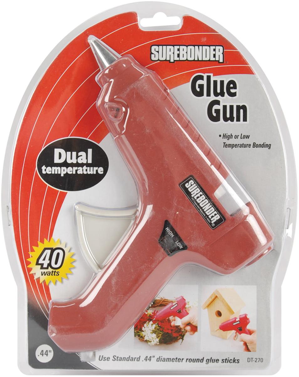 Dual-Temp Glue Gun-Red by Surebonder