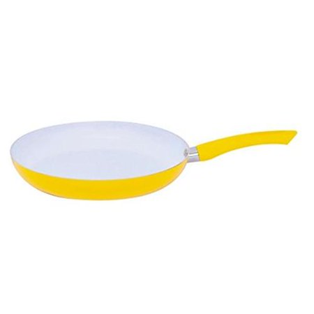 Hds Trading Fp00780 Grn Ceramic Fry Pan Green 8 Inch