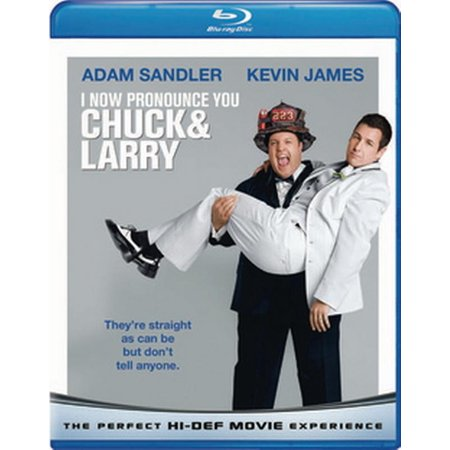 I Now Pronounce You Chuck and Larry (Blu-ray) (Kids Chuck Taylor)
