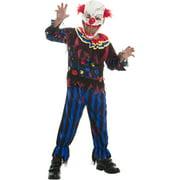 Killer Clown Child Halloween Costume