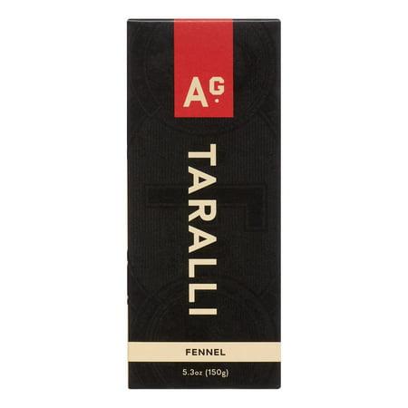 Image of A.G. Ferrari Taralli Crackers, Fennel, 5.3 Oz